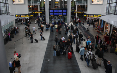 Mobilise (an EcoRenew Group associated company) deploys WiFi service at Copenhagen Airport